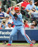 Philadelphia Phillies - Placido Polanco 2011 Action Photo