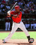 Arizona Diamondbacks - Justin Upton 2011 Action Photographie