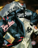 New York Yankees Cooperstown Collage Photo