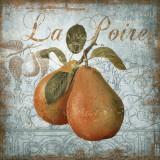 La Poire Posters by Conrad Knutsen