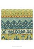 Eastern Textile III Prints by Chariklia Zarris