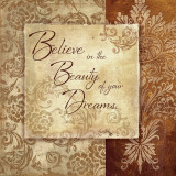 Beauty of your Dreams Prints by Elizabeth Medley