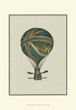 Vintage Ballooning IV Prints
