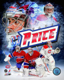 Montreal Canadiens - Carey Price 2011 Portrait Plus Photographie