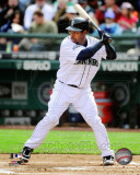 Seattle Mariners - Chone Figgins 2011 Action Photo