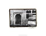 A Venetian Stroll II Premium Giclee Print by Laura Denardo
