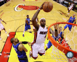 Miami Heat - LeBron James Game One of the 2011 NBA Finals Action(2) Photo