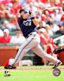 Milwaukee Brewers - Casey McGehee 2011 Action Photo
