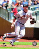 San Francisco Giants - Aubrey Huff 2011 Action Photo
