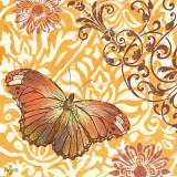 Butterfly Print by Rebecca Lyon