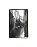 Waterways of Venice VII Premium Giclee Print by Laura Denardo