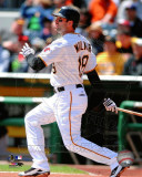 Pittsburgh Pirates - Neil Walker 2011 Action Photo