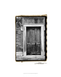 The Doors of Venice I Premium Giclee Print by Laura Denardo