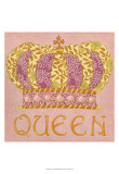 Queen Posters by Chariklia Zarris