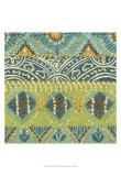 Eastern Textile II Posters by Chariklia Zarris