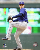 Tampa Bay Rays - Jeremy Hellickson 2011 Action Photo