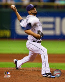 Tampa Bay Rays - David Price 2011 Action Photo