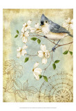 Songbird Sketchbook IV Prints by Jane Maday