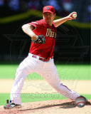 Arizona Diamondbacks - Joe Saunders 2011 Action Photo