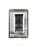 The Doors of Venice II Premium Giclee Print by Laura Denardo