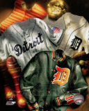 Detroit Tigers - Detroit Tigers Cooperstown Collage Photo
