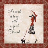 Good Friend Posters by Gina Ritter