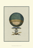 Vintage Ballooning III Posters