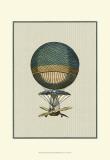 Vintage Ballooning III Posters
