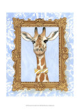 Teacher's Pet - Giraffe Affiches par Chariklia Zarris