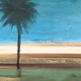 Coastal Palms III Posters by Patricia Quintero-Pinto