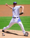 San Diego Padres - Mat Latos 2011 Action Photo