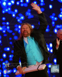 Hacksaw Jim Duggan WWE Hall of Fame Class of 2011 Inductee at WrestleMania Photo