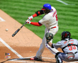 Philadelphia Phillies - Ryan Howard 2011 Action Photo