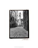 A Venetian Stroll VI Premium Giclee Print by Laura Denardo