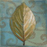 Swift Leaf II Print by Patricia Quintero-Pinto
