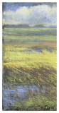 Shimmering Marsh I Prints by H. Thomas