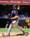 Atlanta Braves - Tommy Hanson 2011 Action Photo