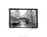 Waterways of Venice XVII Premium Giclee Print by Laura Denardo