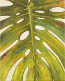 Tropical Leaf II Posters by Patricia Quintero-Pinto