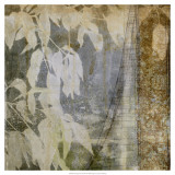 Fluttering Leaves II Prints by Jennifer Goldberger