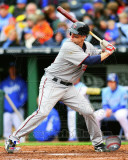 Minnesota Twins - Justin Morneau 2011 Action Photo