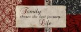 Family Print van Elizabeth Medley