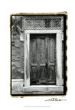 The Doors of Venice I Print by Laura Denardo