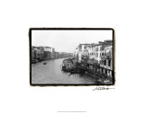 Waterways of Venice XIII Premium Giclee Print by Laura Denardo