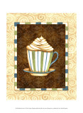 Mocha Latte I Print by Sydney Wright