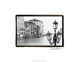 Waterways of Venice XI Giclee Print by Laura Denardo
