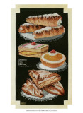 French Pastries II Print