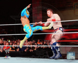 World Wrestling Entertainment - Sin Cara 2011 Action Photo