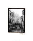 Waterways of Venice II Premium Giclee Print by Laura Denardo