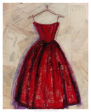 Fashion Designed II Print by Pamela Copeman